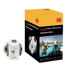 ORBIT360 4K VR Camera Adventure Pack