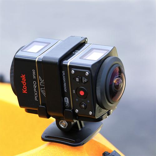 SP360 4K Dual Pro Pack | KODAK PIXPRO Digital Cameras